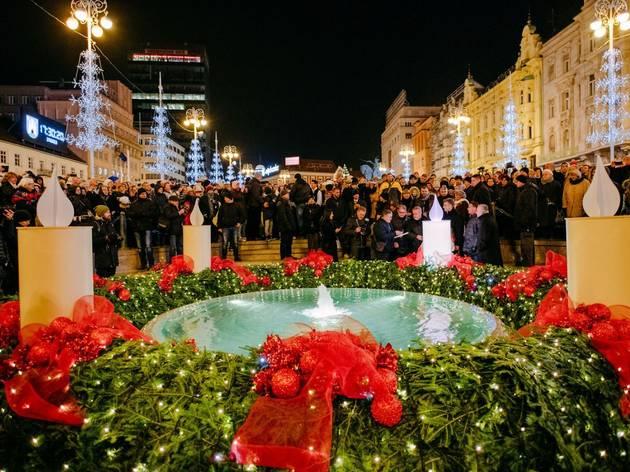 Zagreb Christmas Tale