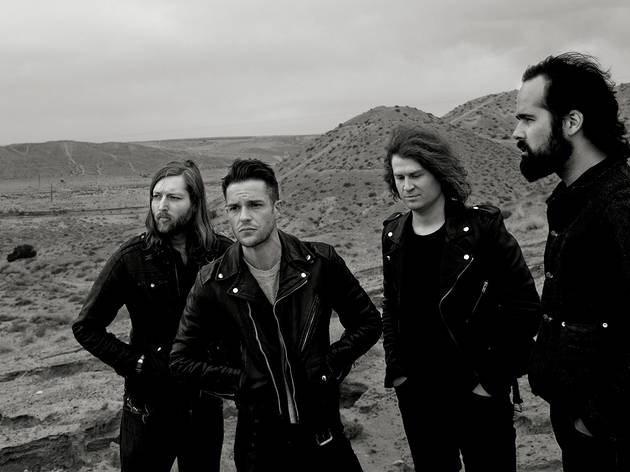 The Killers Announce New Album 'Imploding The Mirage'