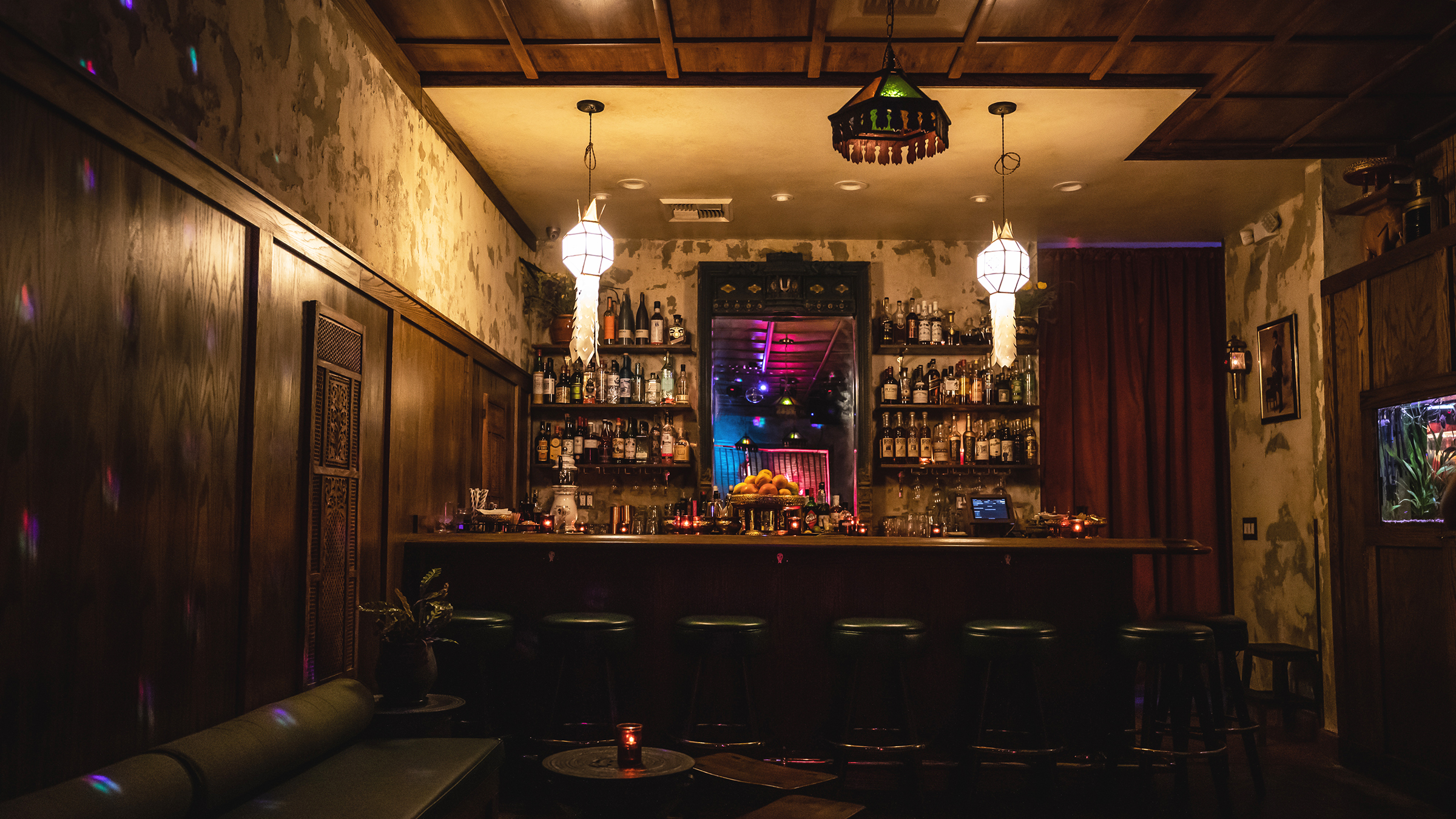 There's a new cocktail bar hidden in Sticky Rice