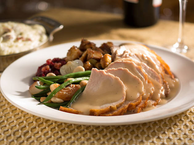 The Capital Grille Thanksgiving