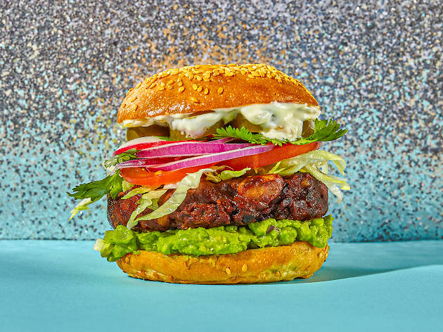 Lekka Burger from Dirt Candy's Amanda Cohen is opening in NYC