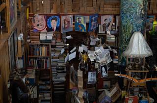 Librería de Paso Jorge Cuesta (Foto: Alejandra Carbajal)