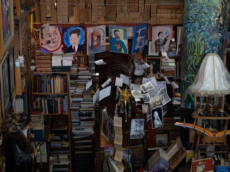 Jorge Cuesta Librería de Paso