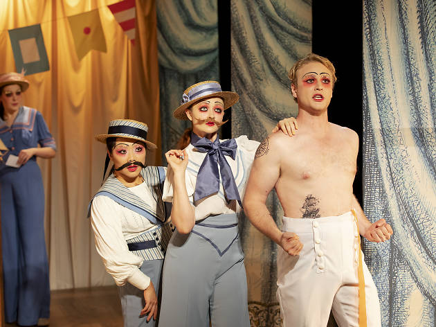 HMS Pinafore Hayes Theatre 2019 supplied