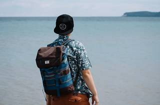 Backpacker generic image