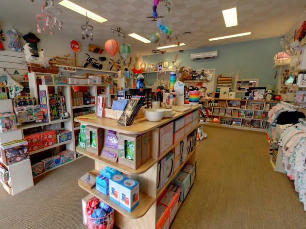 Interior shot of Hugs for Kids