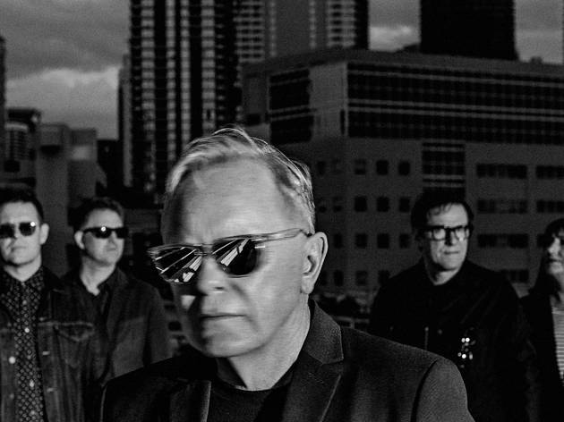 New Order 2019.
