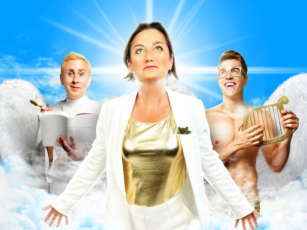 40% off 'An Act of God' at The Vaults
