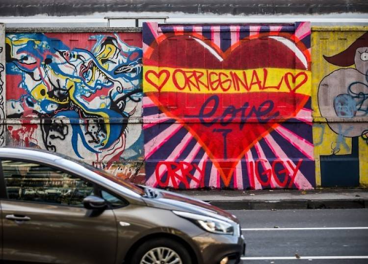 In pictures: 69 photos of the best street art in Zagreb