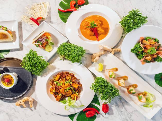 40% off a five-course sharing menu at Umami