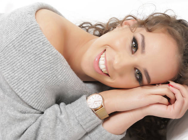 93% off a professional makeover and photoshoot at The Picture House