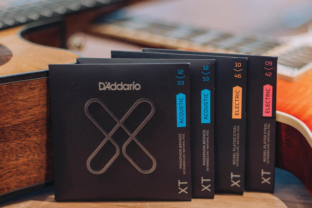 Strings Attached: Well Played Gear x D'Addario Coffee Morning