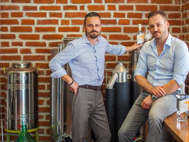 Tomislav Anadolac and Hrvoje Bušić