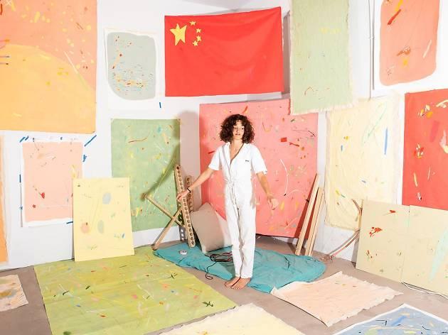 Clara Cebrián. Made in China