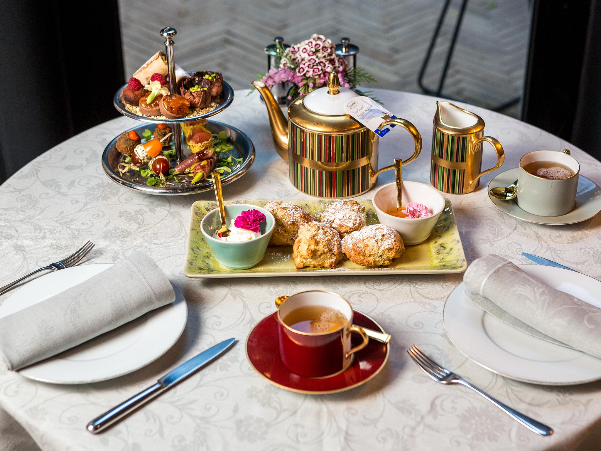Valverde Hotel - Chá da Tarde