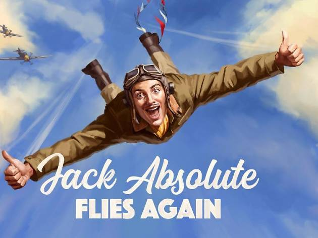 'Jack Absolute Flies Again' at National Theatre