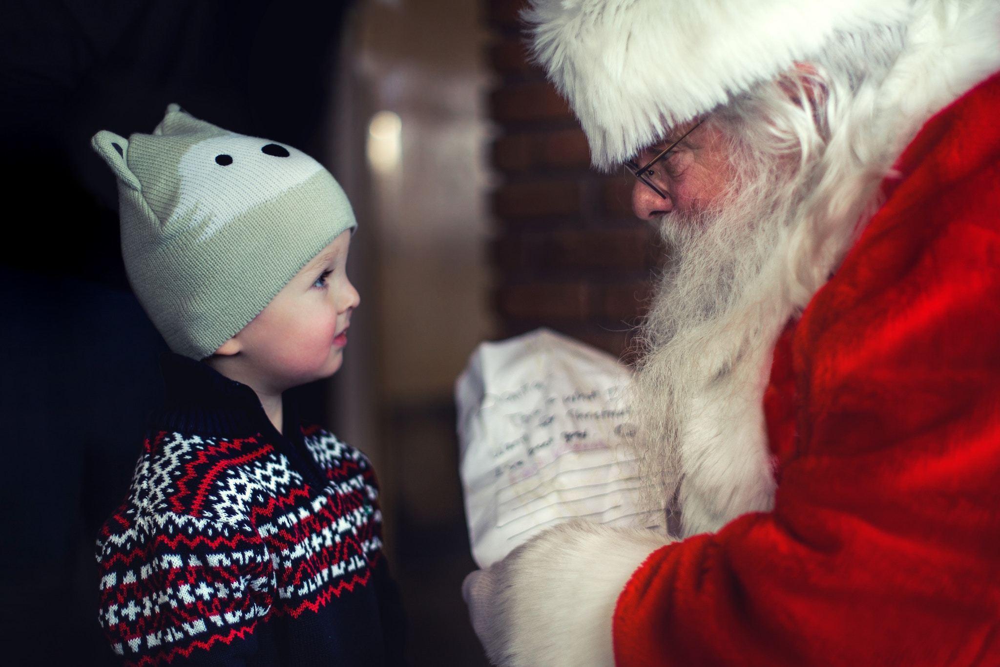 Santa Meet & Greet at Time Out Market