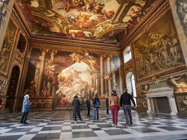 Two-for-one tickets to the Old Royal Naval College