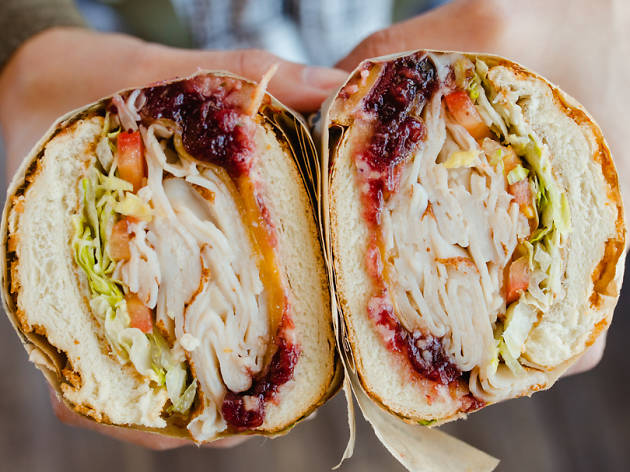 Five spots to get a Thanksgiving sandwich fix in L.A.