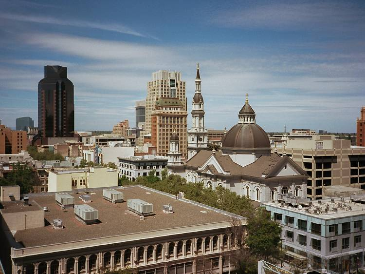 What to do, eat and see in Downtown Sacramento