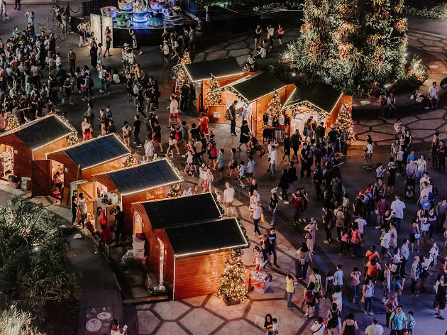 The best Christmas markets in Singapore for shopping for gifts