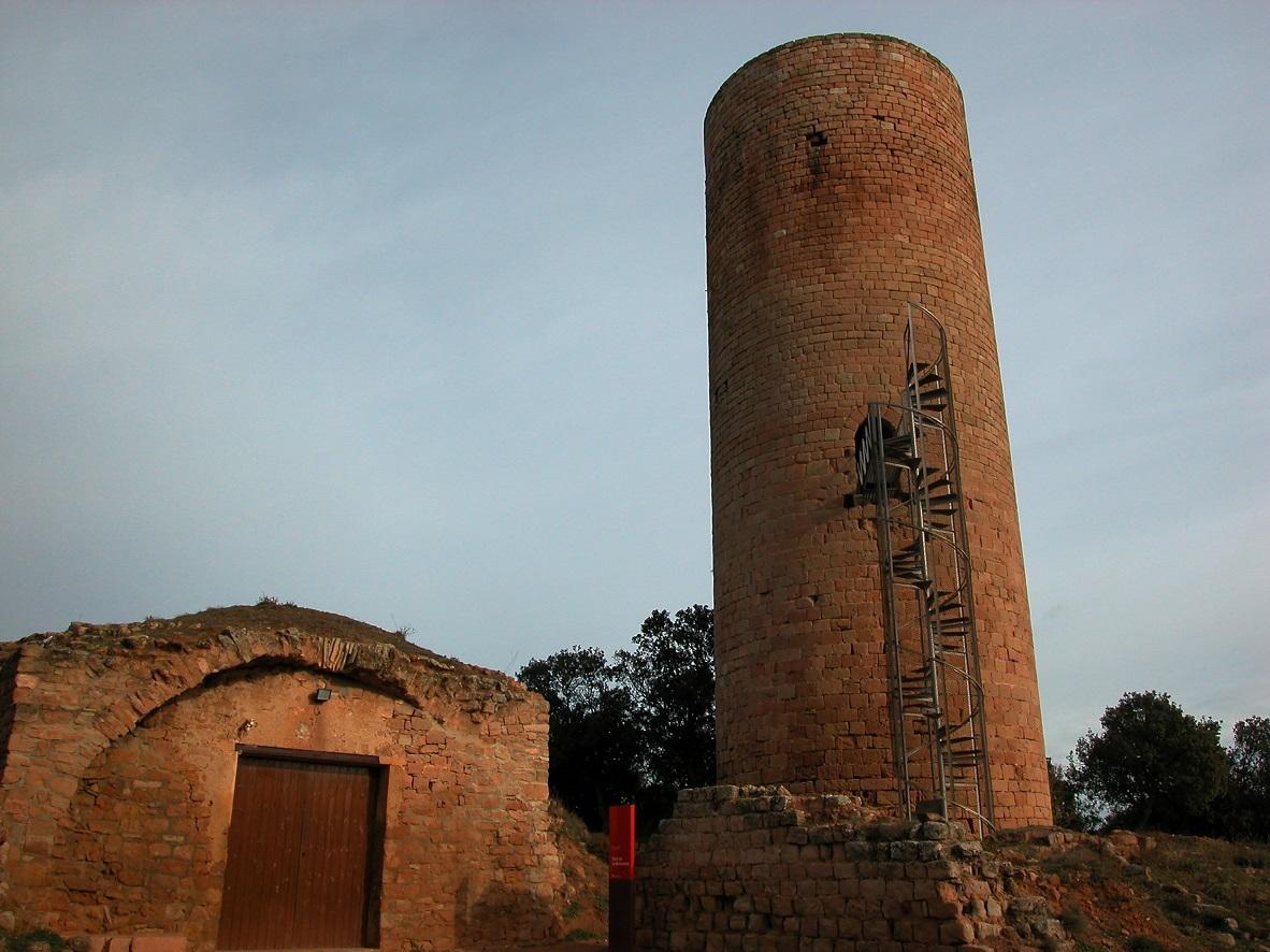 Torre Manresana, a Els Prats de Rei