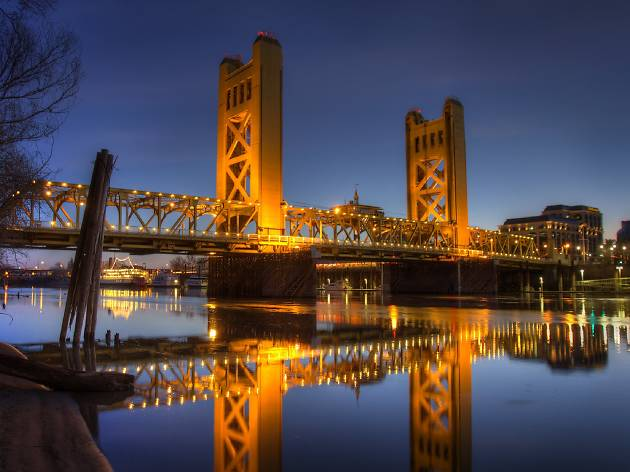 The best things to do on the Old Sacramento Waterfront