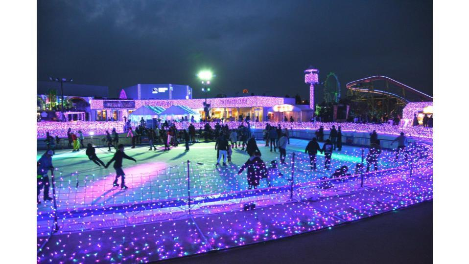 アイススケートリンク「ホワイト・ジュエル」