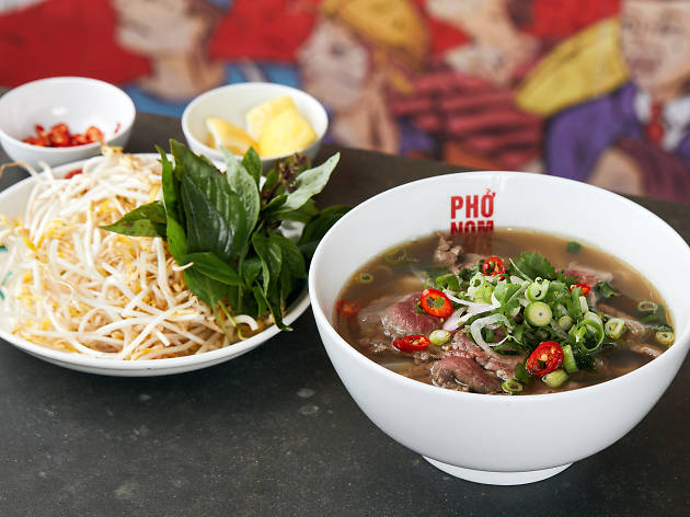 Pho Nom is giving away 100 bowls of pho for free
