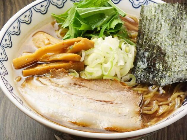 東京豚骨拉麺ばんから 赤羽店