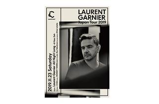 Laurent Garnier Japan Tour 2019
