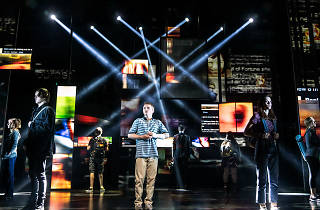 Dear Evan Hansen, West End 2019
