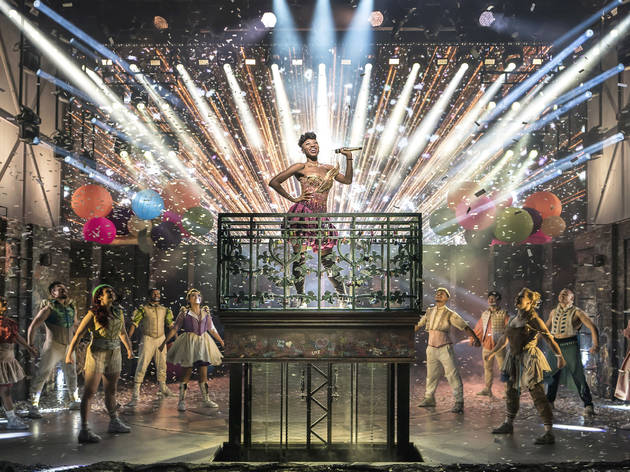 When are London's big musicals and theatre shows returning in 2021?