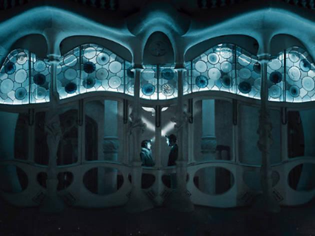 Visita nocturna a la Casa Batlló