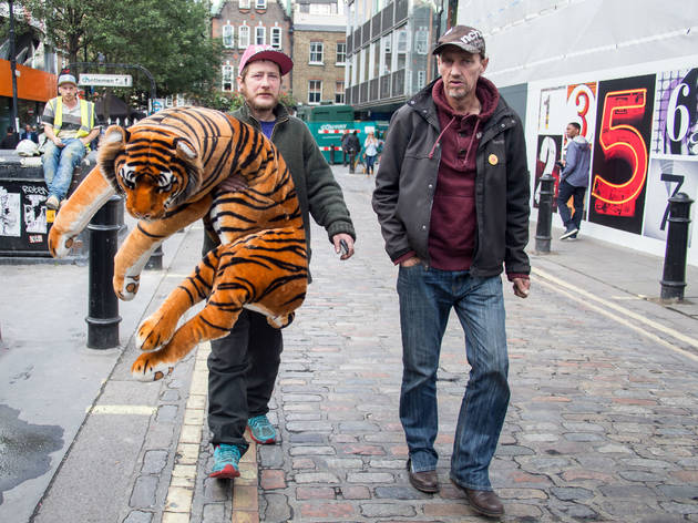 Babycakes Romero: kidnapped tiger
