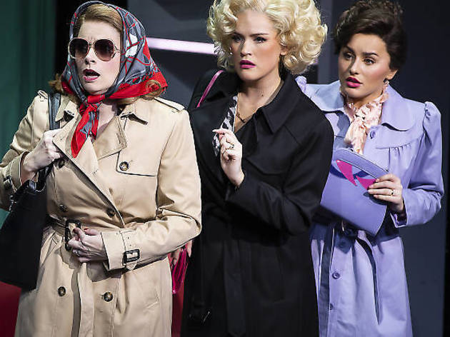 '9 to 5 the Musical' review