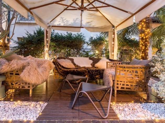 Ouverture d'un bar à chocolat géant avec une terrasse de 1 500 m2