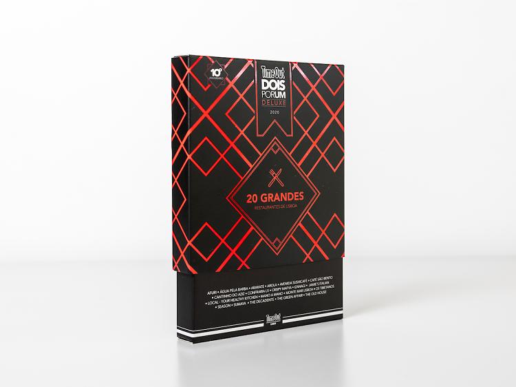 2por1 Deluxe 2020 - 20 Grandes Restaurantes de Lisboa 2020