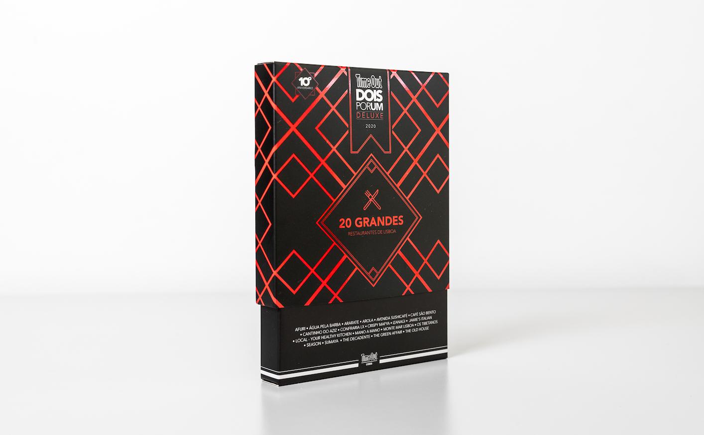2por1 Deluxe 2020 - 20 Grandes Restaurantes de Lisboa