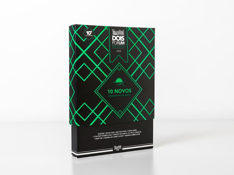 2por1 Deluxe 2020 - 10 Novos Restaurantes de Lisboa 2020