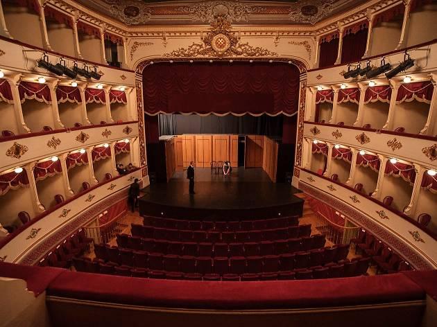 Croatian National Theatre Šibenik