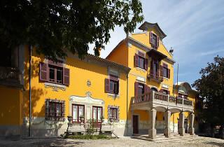 A Casa São Roque fica num edifício bicentenário