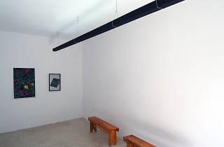Sala de exposições d'A Sede
