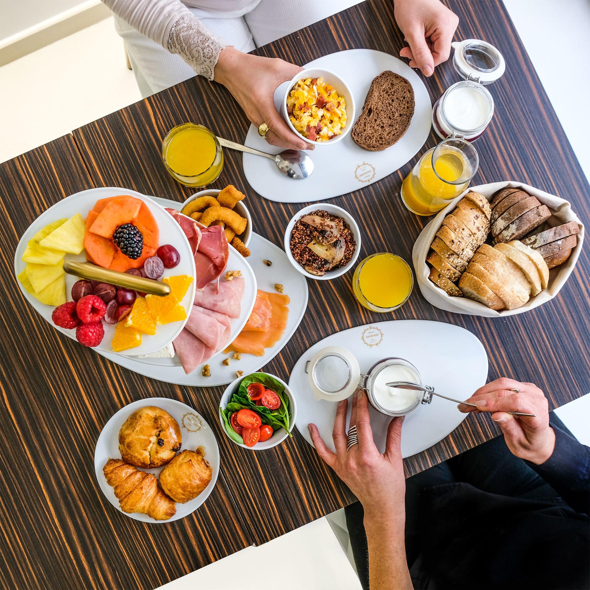 Comer, Pâtisserie, Dacquoise, Brunch