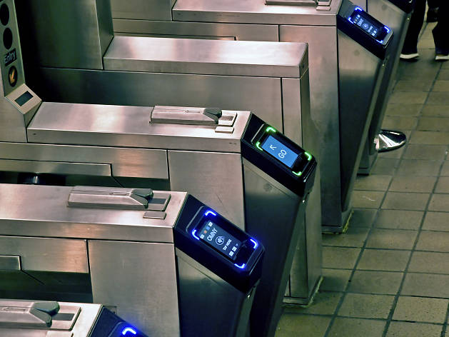 The MetroCard replacement system is expanding to more subway stations