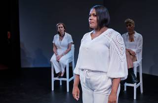 I'm With Her Darlinghurst Theatre Company 2019 supplied