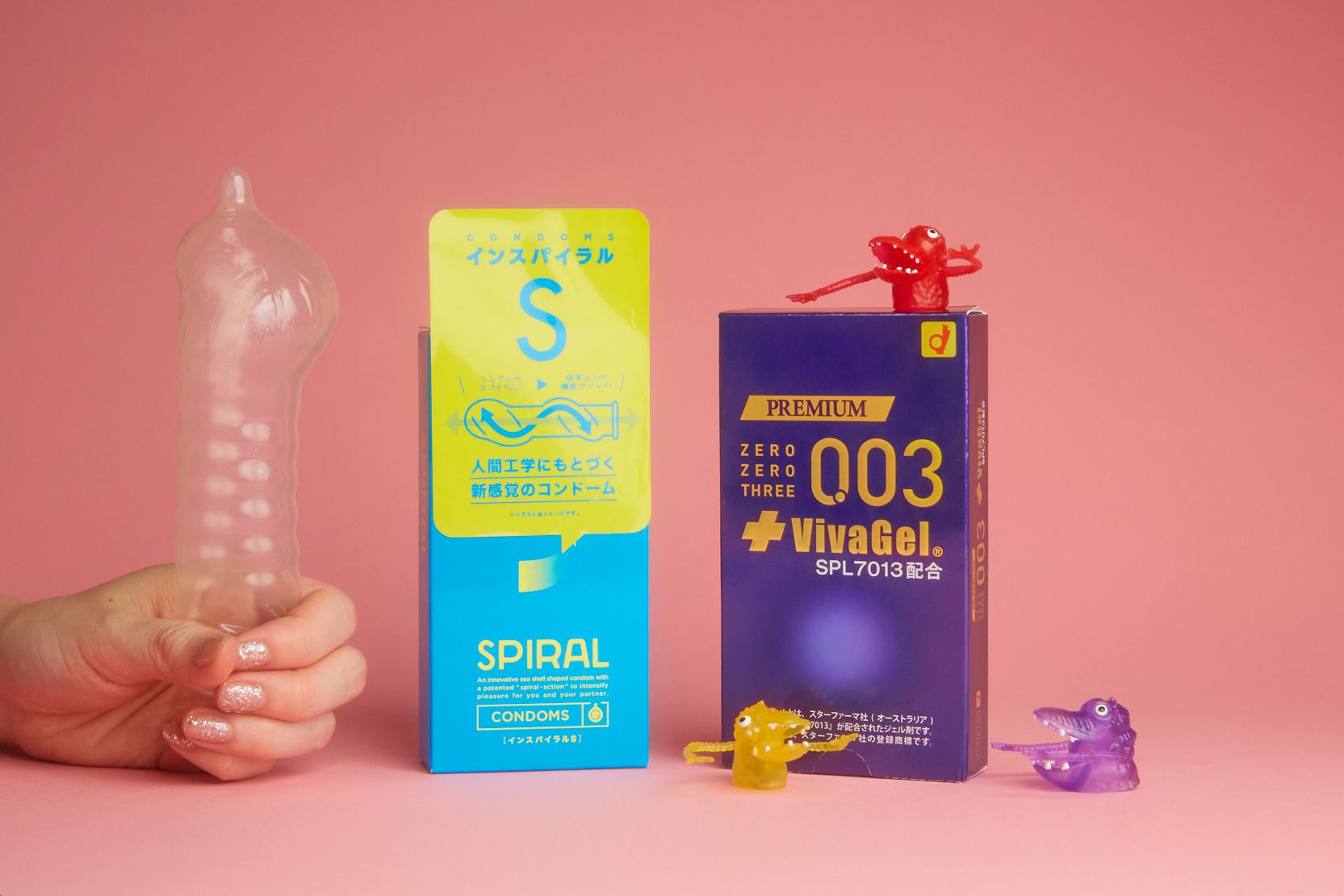 悩み別コンドーム5選
