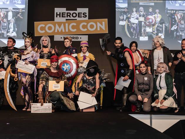Heroes Comic Con Madrid 2019