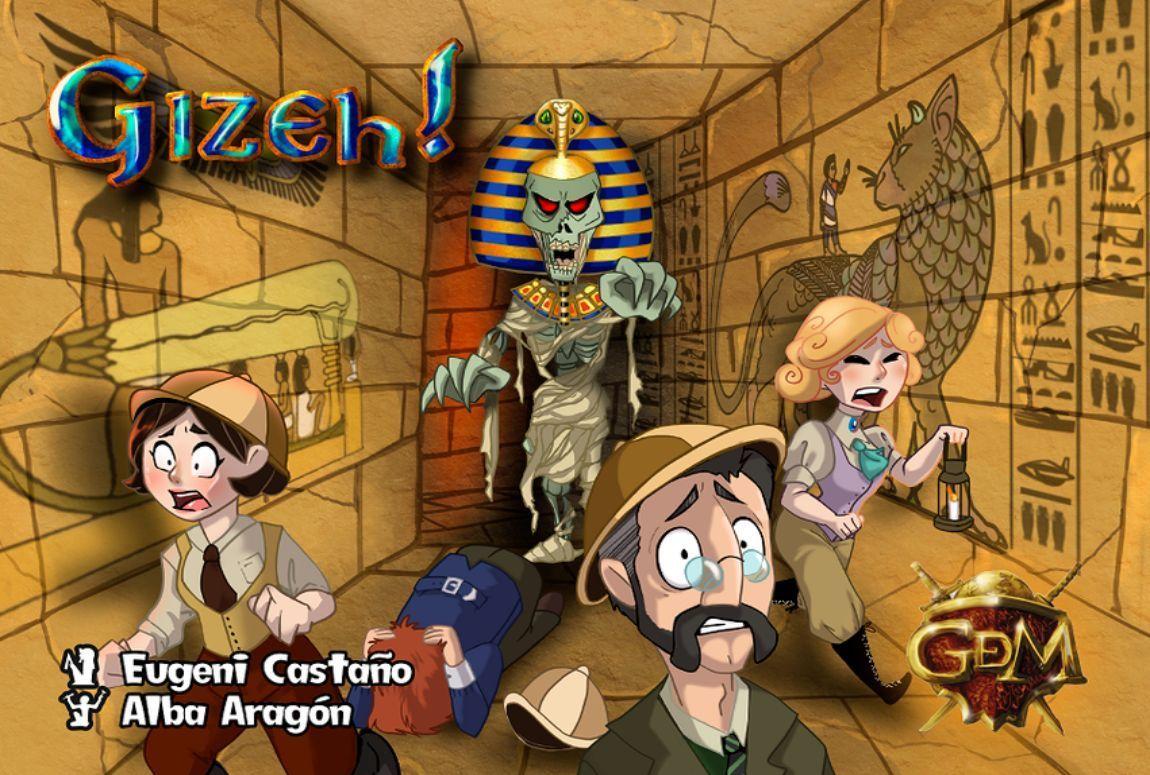 Gizeh!