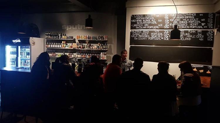 Sputnik Craft Beer Bar